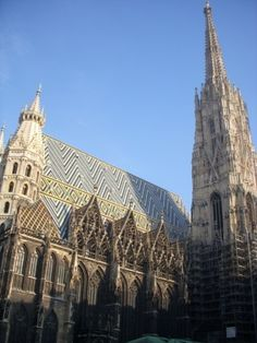 St. Stephen's Cathedral, Vienna, Austria by jeri