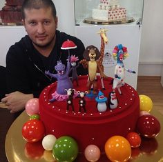 Renat Agzamov Cakes