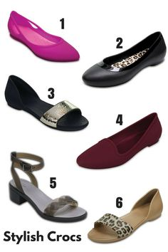 2bd1a51e0 Can stylish crocs really be a thing  We had a fashion stylist try some out