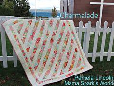 Charmalade Quilt « Moda Bake Shop