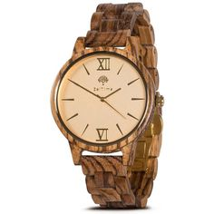 PURE HAVANNA Wood Watch, Pure Products, Design, Accessories, Wooden Clock, Wooden Watch, Design Comics, Ornament
