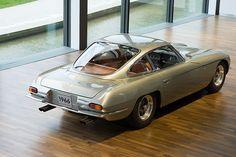 1966 Lamborghini 350 GT - Superleggera - Zeithaus - Autostadt - Wolfsburg, Germany.