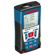 Bosch GLM 150 Distance Laser Measure 150m: Capable of rapidly providing precise measuring… #Tools #HandTools #PowerTools #GardenTools