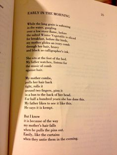poems by li young lee | beautiful poem by Li Young Lee