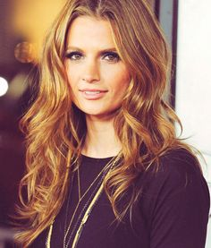 Who is the Most Beautiful Canadian Actress We choose the most Beautiful Canadian Actresses 2016 according to your votes. This list is composed of the most beautiful Canadian actresses. Stana Katic Hot, Gorgeous Redhead, Gorgeous Hair, Kate Beckett, Hair Dos, Most Beautiful Women, Her Hair, Redheads, Hair Inspiration