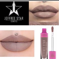 JEFFREE STAR LIQUID LIPSTICK Brand new authentic posh spice color JEFFREE  STAR LIQUID LIPSTICK no trades please price firm and don't leave unnecessary comments/Rude Or I will block and report only serious buyers thanks JEFFREE STAR Makeup Lipstick