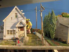 Norman's House Set