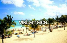 Visit Jamaica. Before I Die Bucket List #BucketList