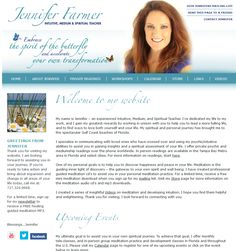 Jennifer Farmer - Intuitive, Medium and Spiritual Teacher - has been reviewed several times and have been proven to be a genuine, legitimate psychic medium by Outryder Spiritual Group.