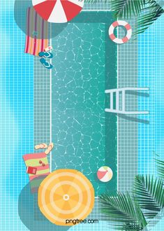 Background Of New Fresh Water Wave Poster In Summer And Summer Cute Diy Room Decor, Summer Banner, Summer Poster, Simple Poster, Water Patterns, Summer Backgrounds, Islamic Art Calligraphy, Water Waves, Beach Art