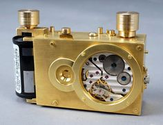 Holy crap this is beautiful. -- Heartbeat: Beautiful DIY Pinhole Cameras Powered by Watch Movements
