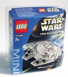 レゴ ミレニアムファルコン 4488 Millennium Falcon - Mini