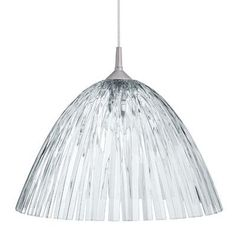 Koziol Reed Ceiling/Hanging Lamp Color: Transparent Clear