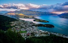 Queenstown from the Air | Flickr - Photo Sharing!