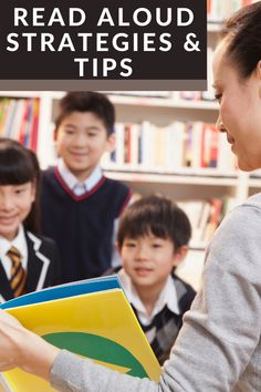 Practical read aloud strategies and tips that make story time and circle time a great success. Keeping interest, picking the right books, and more. #readalouds #teaching #storytime #GrowingBookbyBook #litearcy Preschool Literacy, Early Literacy, Literacy Activities, Kindergarten, Reading Resources, Reading Activities, Teaching Reading, Pre-school Books, Read Aloud Books