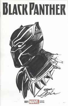 Black Panther Sketch Cover by Neal Adams # … - Top 99 Pencil Drawings Avengers Drawings, Avengers Tattoo, Avengers Art, Marvel Art, Avengers Memes, Black Panther Drawing, Black Panther Comic, Black Panthers, Disney Drawings