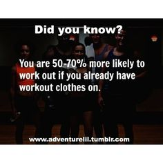 @go_healthy_motivation - I didn't know! I'm gunna wear work out clothes all the time #fit#fitness#fitspiration#befitstayfitlivewell#healthy#motivation#dedication#determination#sweat#dowork#weightloss#weightlossjourney#losingweight#gettingfit#gettinghealthy#gettingbuff#abs#fatburn#dontgiveup#exercise#fitspo#worthit#progress#nopainnogain#getmoving#getactive#staypositive#beastmode#youcandoit 6d