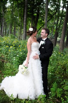 Wedding Gown by Lazaro.  Photography by photosbydasha.com