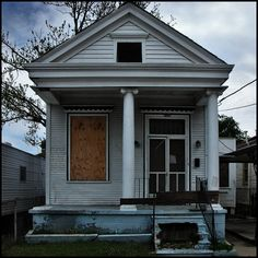 'Home', Ninth Ward, New Orleans USA, 2006 © Incognita Nom de Plume