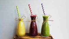 Koktajl odchudzający Smoothies, Food And Drink, Candles, Decor, Cooking Recipes, Fitness, Polish Food Recipes, Smoothie, Decoration