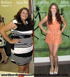 15 Inspiring Before and After Weight Loss Stories