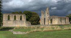 Glastonbury Abbey,Somerset