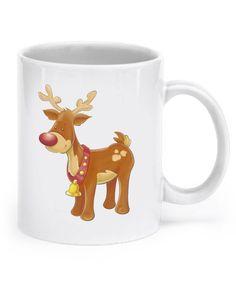 Christmas Reindeer - Coffee Mug cm-cr