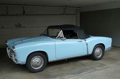 1957 Fiat 1200 TV
