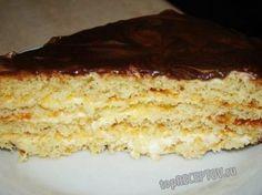 Торт машенька трюфельный