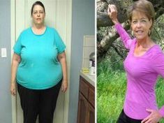 Így fogyott le éhezés és diéta nélkül a súlya felére ez a 63 éves nő! Eszméletlen!