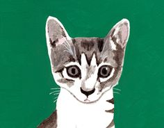 "Check out new work on my @Behance portfolio: ""Cat ""Katsuwo""."" http://be.net/gallery/45818593/Cat-Katsuwo"