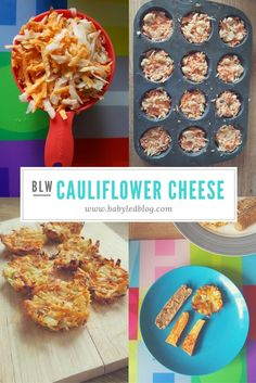 Cauliflower cheese grills #foodiefriday