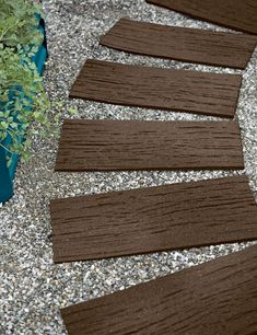 These recycled rubber pavers are a fast and easy garden pavers. You'll never want to use stone pavers again! Landscaping Supplies, Garden Supplies, Backyard Landscaping, Landscaping Ideas, Patio Ideas, Pergola Patio, Outdoor Ideas, Diy Patio, Pavers Ideas