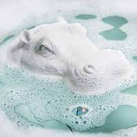 love this hippo bathtub plug! would be so cute with kids