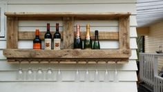 Wine Rack, Storage, Kiosk, Inspiration, House, Furniture, Nautical, Design, Home Decor