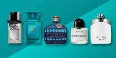 We pick out eight of the best new fragrances for you to rock this spring.