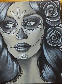 Day of the Dead Girl 2 by ~PandorazBox on deviantART | Make your ...