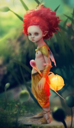 Pixie by Hall Hsu.