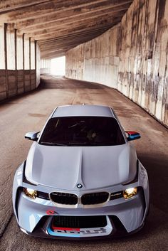 BMW 2002 Hommage #CarsCeption #BMW #Cars