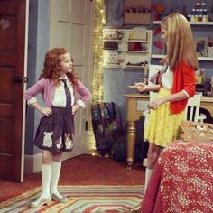 Chloe and Avery are twinning in tonight's new #DWAB at 8p/7c on Disney Channel!! Wearing Sven Clogs! https://www.svensclogs.com/catalogsearch/result/?q=2112