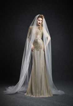 Wedding dresses Couture Fall 2015 Collection - Ersa Atelier. The very special dress for special woman.