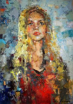 Art of Julia Klimova   New Paintings
