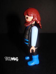 ToyzMag.com » Playmobil : Review du guerrier celte