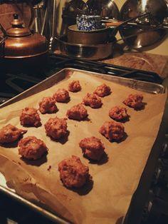 Japanese chicken meatballs2