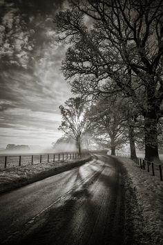 ~~The Road • mono landscape • by Mark Littlejohn~~