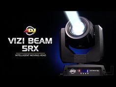 Vizi Beam 5RX Sneak Peek - YouTube