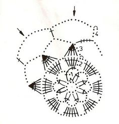 U Kathryn : Szydełkowe bombki (wzory) i świąteczne piosenki/ Crochet baubles (patterns) and Christmas songs