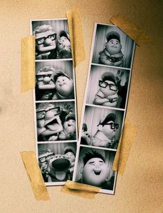 Fredricksen, Russel and Doug (Up, Pixar) Disney Up, Walt Disney, Disney Love, Disney Magic, Disney Nerd, Disney Theme, Disney Family, Up Pixar, Pixar Movies