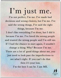 I am me quotes, calm quotes, my life quotes, new day quotes, relationship q My Life Quotes, Reality Quotes, Wisdom Quotes, True Quotes, Words Quotes, Relationship Quotes, Motivational Quotes, Inspirational Quotes, Sayings
