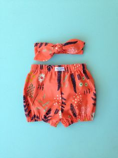 Wild Tango Cotton Bloomers by LittleMaggieMoo on Etsy